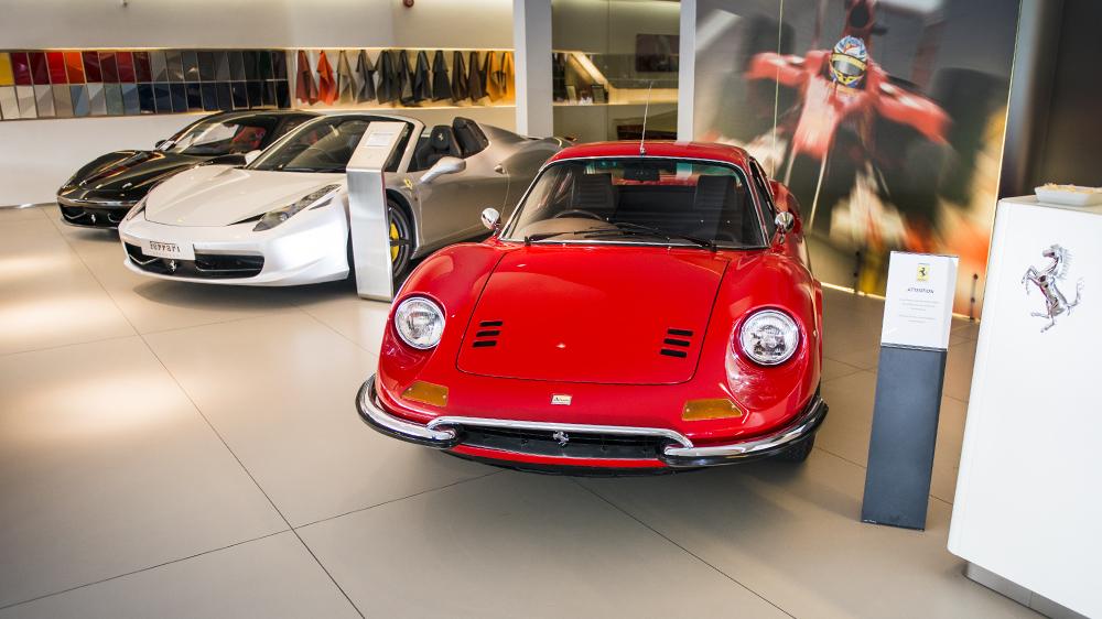 Wilmslow dealership named no.1 Ferrari service centre in Europe
