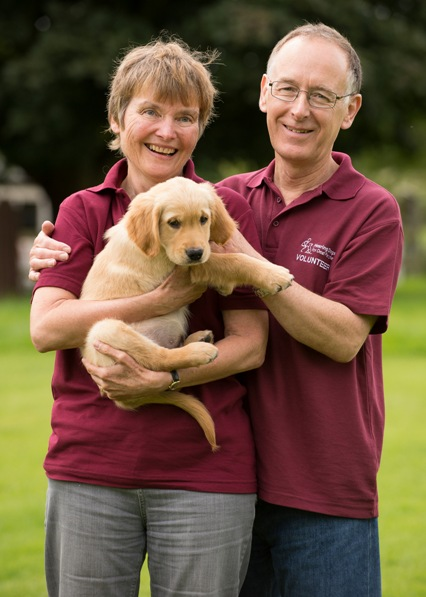 Charity launches puppy socialising scheme in Cheshire