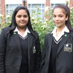"•	13-year-old twins Bahar and Bisma Din have been collecting donations for a convoy which left for Europe in mid-September to help the refugees in Calais and in other affected areas. Their mother, Mrs Din, said: ""I'm extremely proud of the girls for the time and effort they have put into this. They have not only collected donations but also washed and folded old clothes and put together food packs for adults and eid gift packs for young children."""