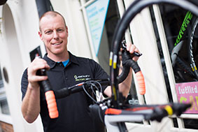 Paul Bonner of Bikes-n-Gear