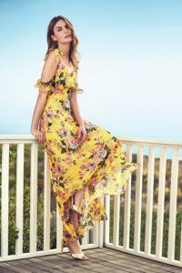DP dress, model