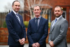 Left to right Chris Langrick Andrew Milnes and Mike Bowker push for growth at Langricks (002).jpg