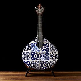 (4)-Handpainted-Portuguese-Guitar