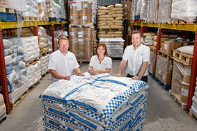L-R-managing-director-Steve-Loake-and-directors-Cath-Hough-and-Brigg-Simpson-from-Direct-Food-Ingredients
