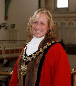 Mayor, Cllr Suzie-Akers-Smith