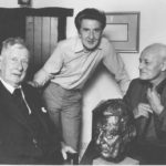 L.S. Lowry, George Aird and Sam Tonkiss