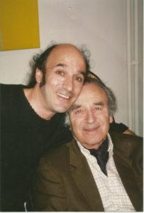Leon and Mark circa 1996 .