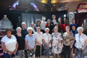 Senior Citizens enjoyed a spectacular premiere of The Phantom of the Opera (School Production) performed by a talented cast from Withington Girls' School and the Manchester Grammar School, during the last week of term.