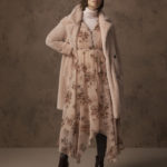 M&S fur coat
