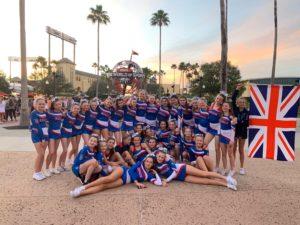 Kings cheerleaders