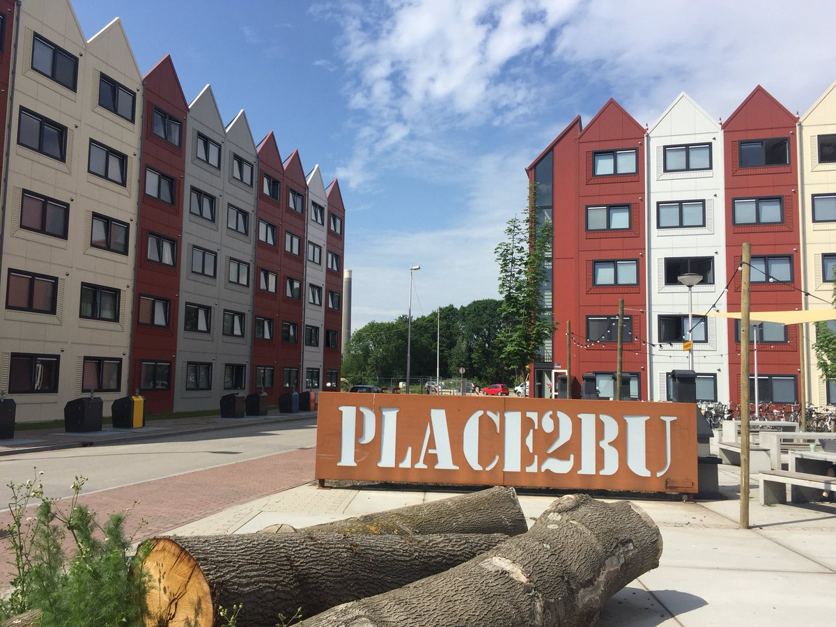 Place2Bu - residential units in Utrecht