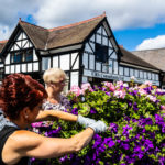 Dane Bridge Planting for North West in Bloom