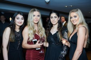 Abbey College Manchester Students Celebrate Success at graduation ceremony-min