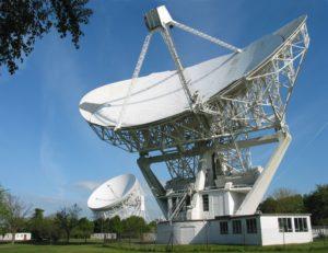 Mark II and Lovell Telescopes - Anthony Holloway.