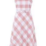 RO Check Dress (1)