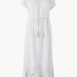 M&S Linen Midi Dress (1)