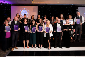 Award winners at Marketing Cheshire's Annual Tourism Awards