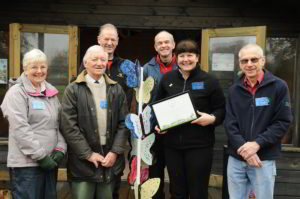 Lion Salt Works in Bloom Award
