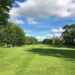 1st Hole at Marton Meadows Golf Club