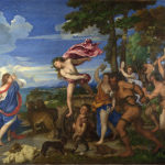 Bacchus and Ariadne by Titian.